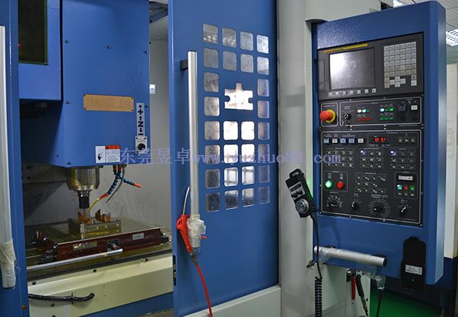台湾大力MCV-860立式综合加工中心