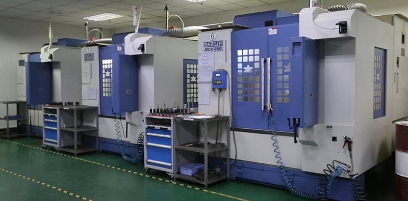 5台台湾大力CNC