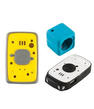 跟踪器塑胶双色注塑模具