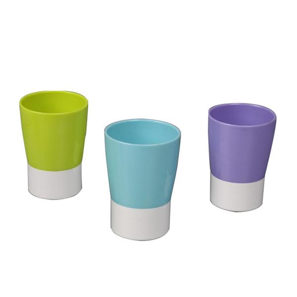 食品级塑胶双色模具水杯注塑加工