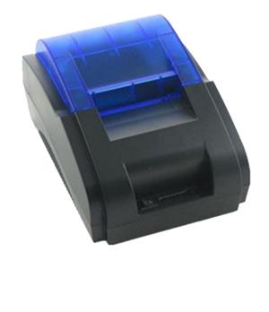 小型超市打印机外壳双色注塑模具