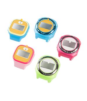 智能手表外壳双色模具注塑加工