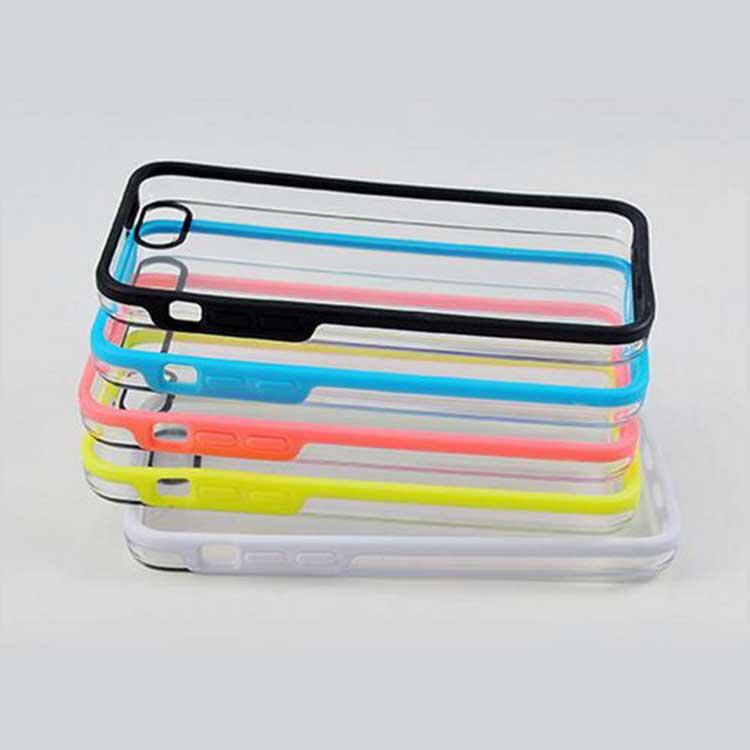防水手机套塑胶模具双色成型注塑